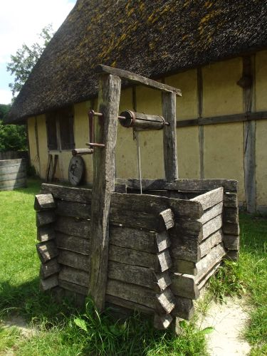 houten put